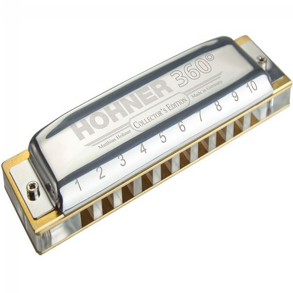 Hohner 360 Collector's Edition: Key of C